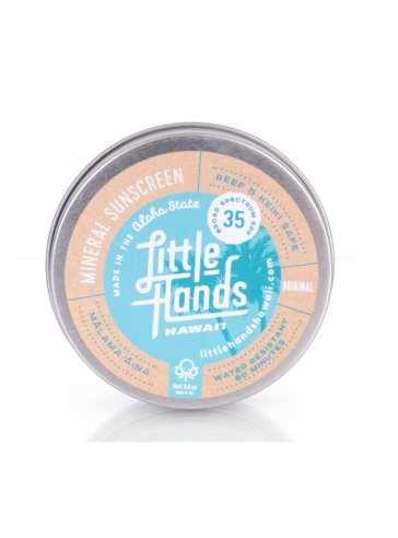 Little Hands Body and Face Mineral Sunscreen